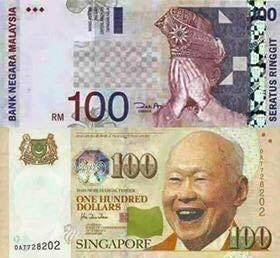 Wikisabah Ringgit Goes Down To 3 Against Singapore Dollar